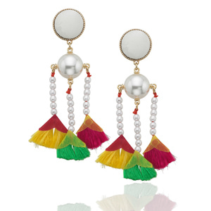 Korean Celebrate Earrings