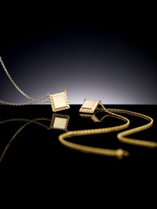[2020 Collection] Kiwa Gold Necklace